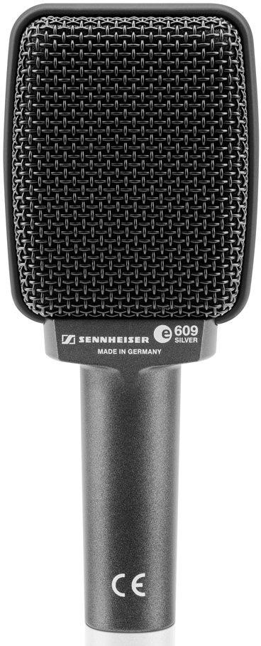 sennheiser e609 dynamic supercardioid guitar amplifier microphone. Black Bedroom Furniture Sets. Home Design Ideas
