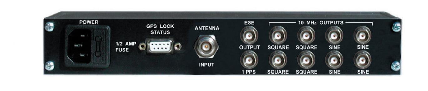 ESE ES-410 GPS Based Frequency Generator