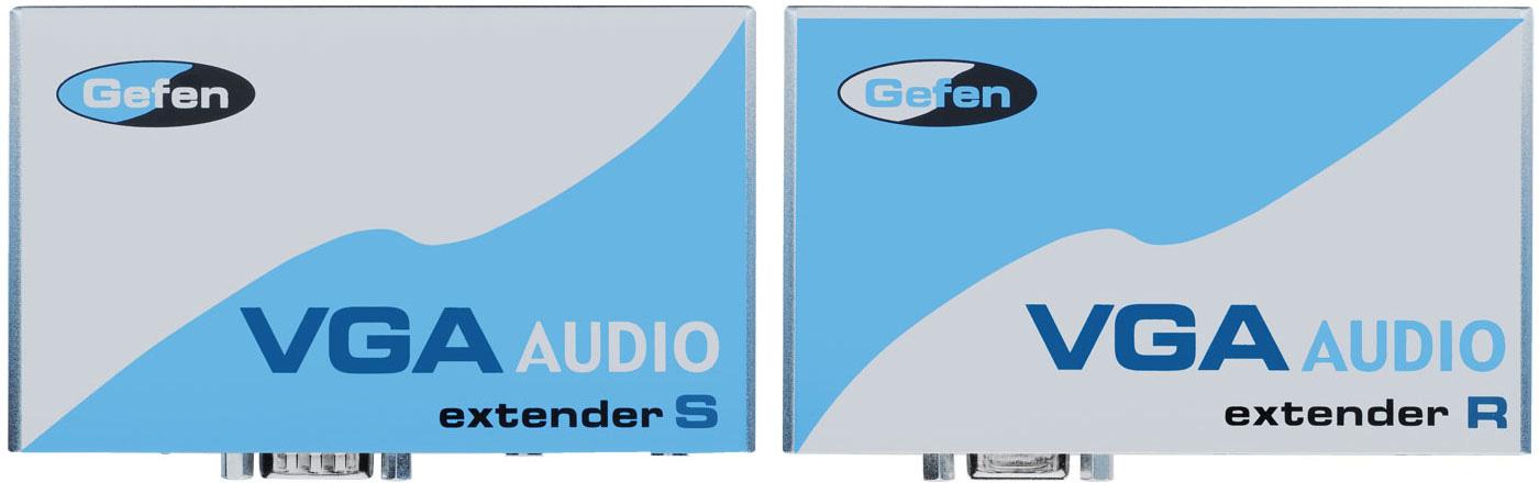 Gefen Ext Vga Audio 141 Vga Audio Extender