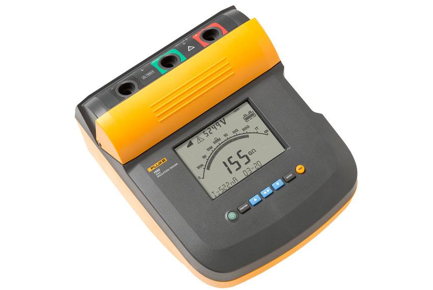 Fluke Insulation Resistance Tester : Fluke kv insulation resistance tester
