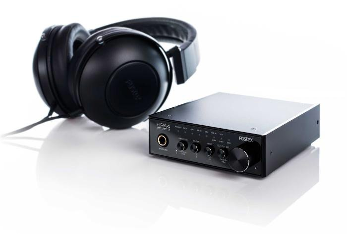 fostex hp a4 premium 2 channel headphone amp and d a converter. Black Bedroom Furniture Sets. Home Design Ideas