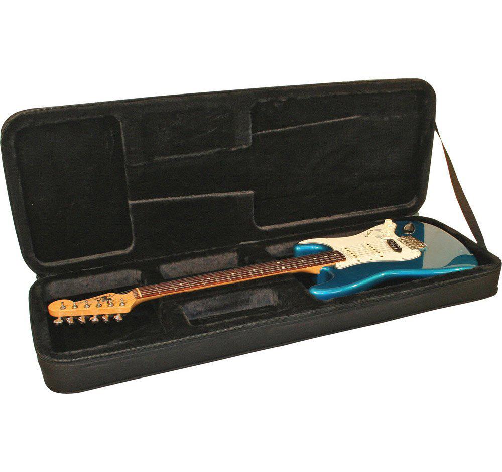 gator gl elec lightweight fit all electric guitar case. Black Bedroom Furniture Sets. Home Design Ideas