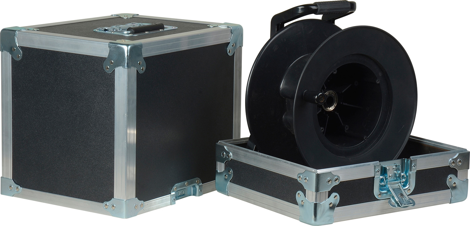 JackReel ATA Shipping & Storage Case for Jackreel-F4 Cable Reel