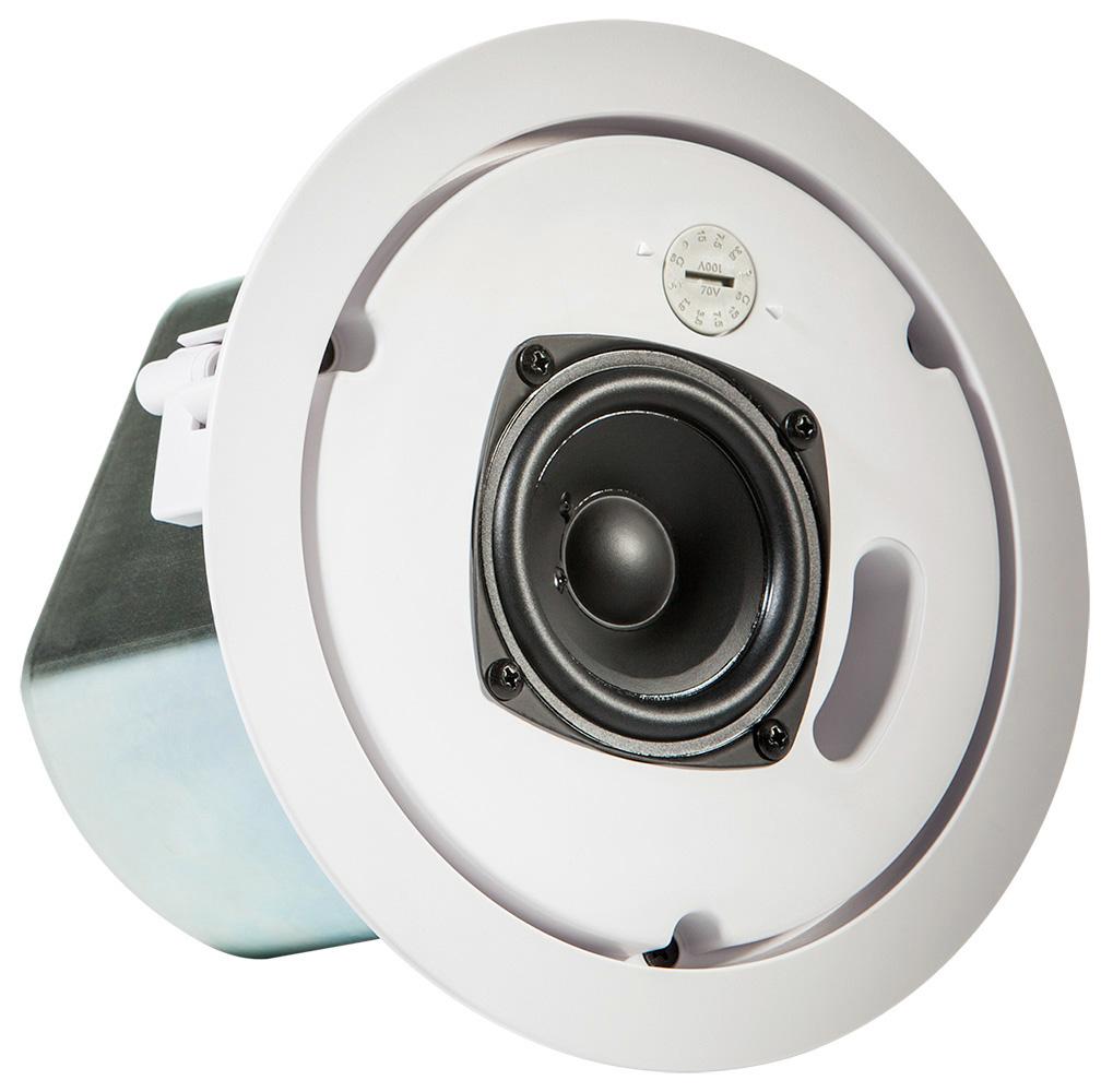 Jbl Control 12c T Compact Ceiling Loudspeaker White Pair