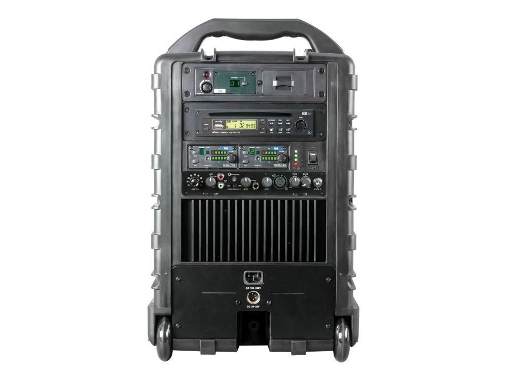 Mipro Ma 708pa 120 Watt Portable Pa System