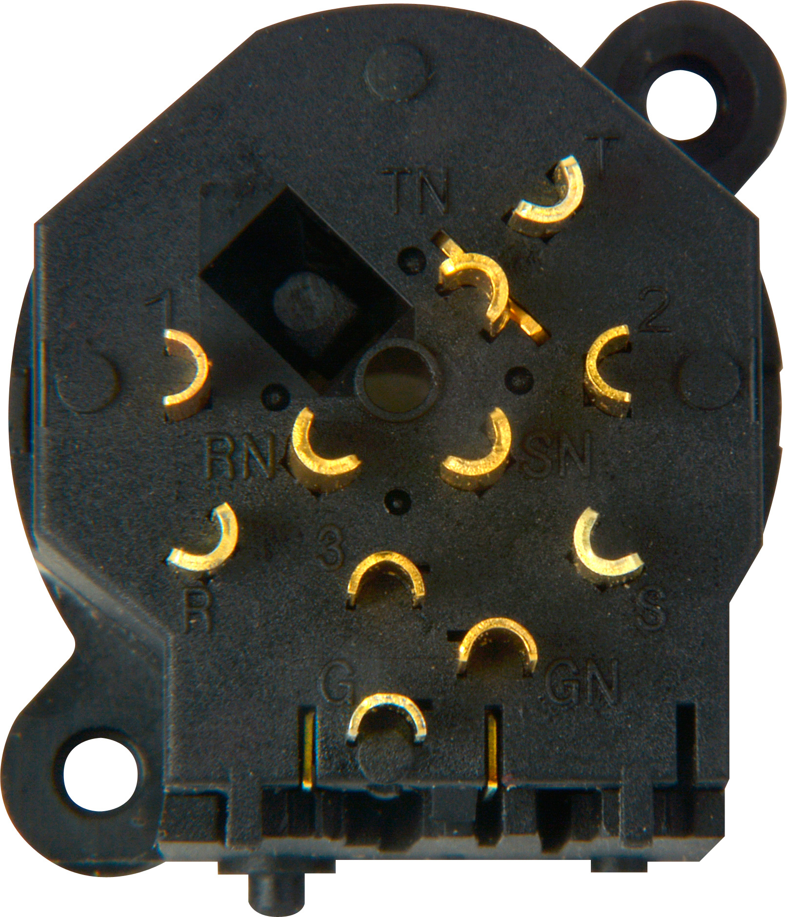 neutrik ncj10fi s combo 3 pin xlr 1 4 inch stereo w switching ground. Black Bedroom Furniture Sets. Home Design Ideas