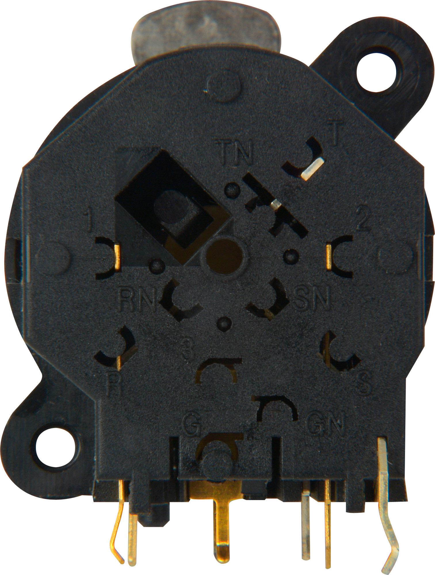 Neutrik Ncj6fi H Combo 3 Pin Female Xlr 1 4 Inch Stereo