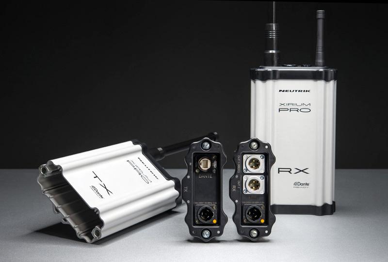 Xirium Pro Nxp Rm Ana Us Receiver Rx Analog Line Output