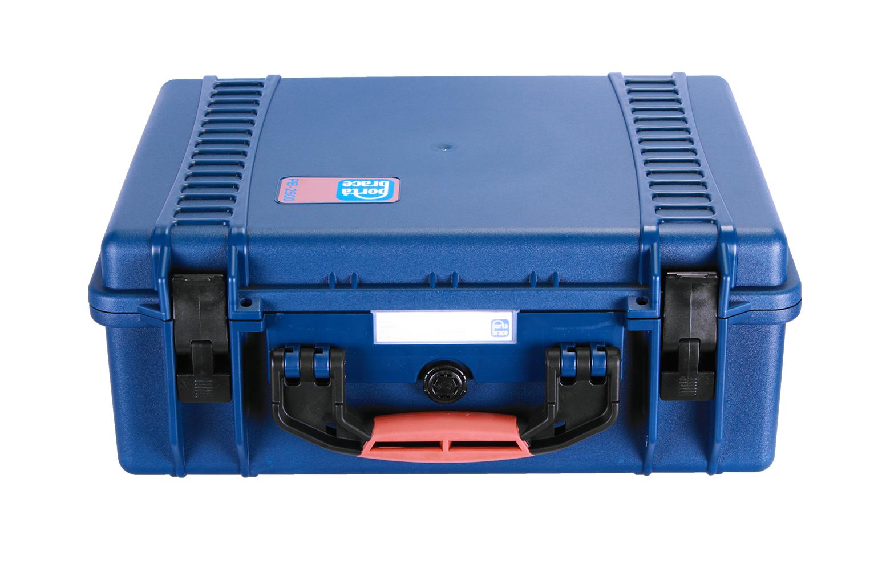 Portabrace pb 2500f field production vault medium for Vault production