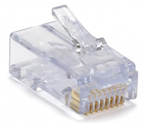 Platinum Tools Ez Rj45 Cat 6 Connectors 100 Pack