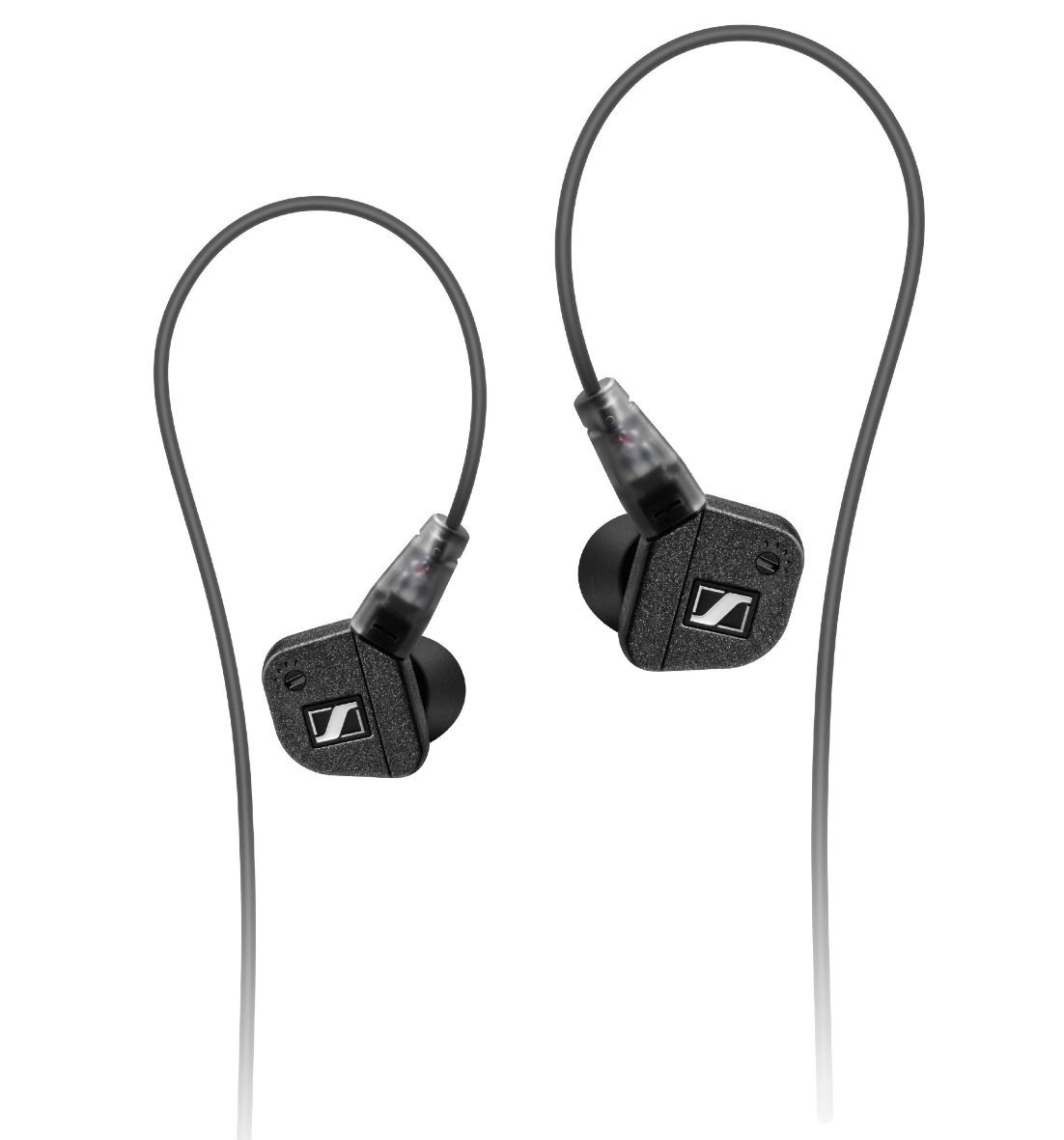 sennheiser ie8 premium audiophile in ear headphones with tunable bass. Black Bedroom Furniture Sets. Home Design Ideas