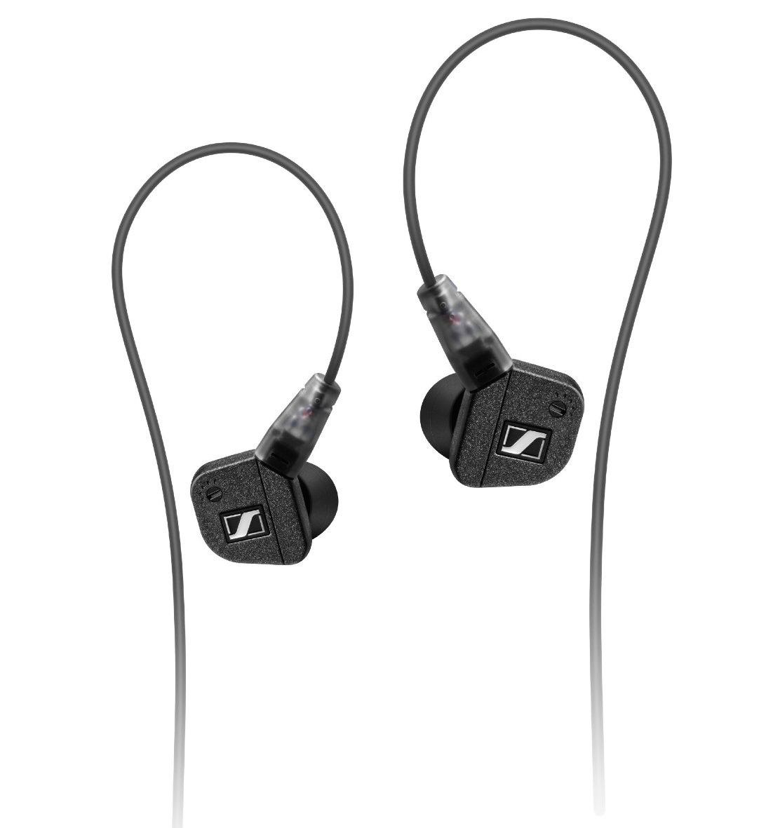 Sennheiser IE8 Premium Audiophile In Ear Headphones with ...