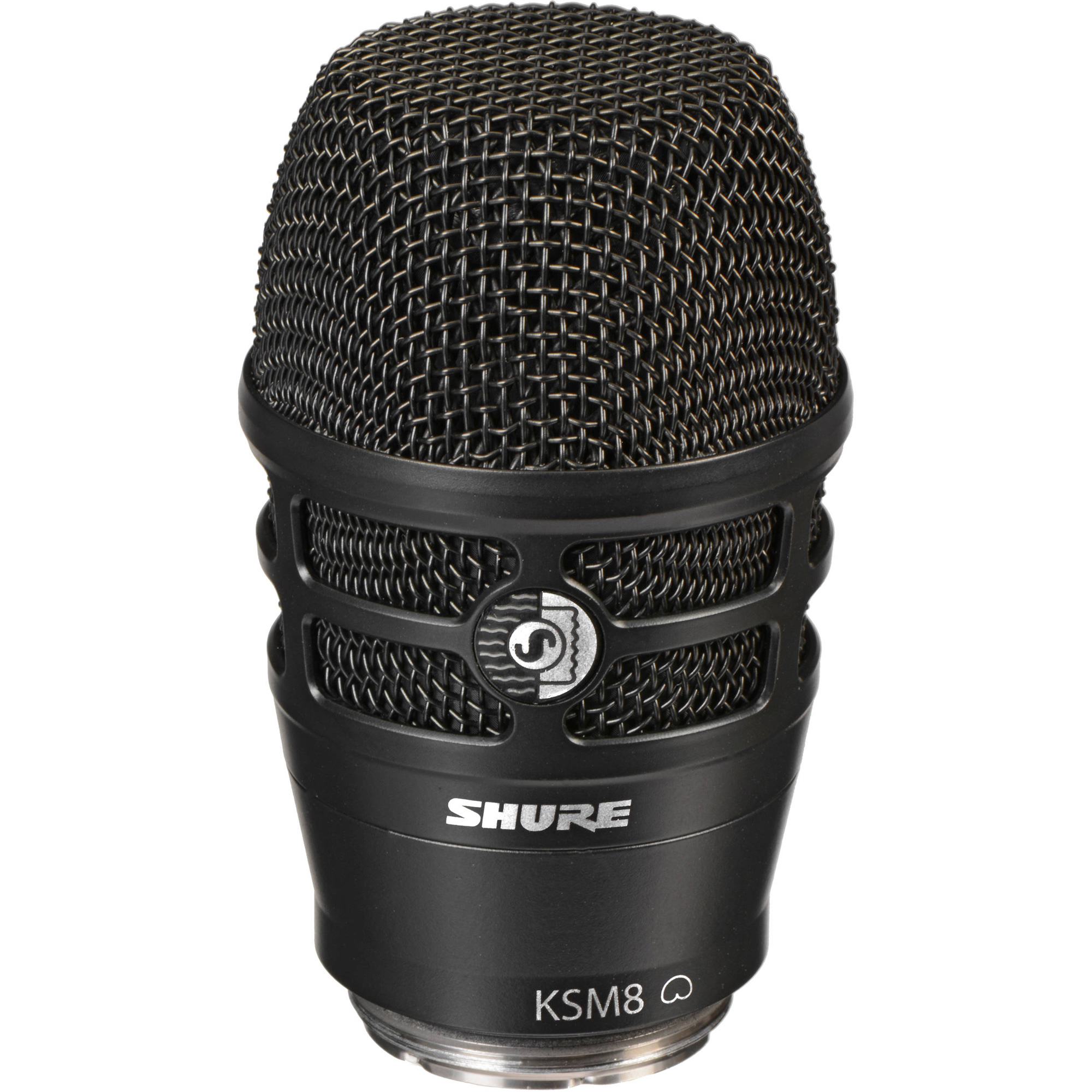 Shure Ksm8 B Dualdyne Dynamic Handheld Vocal Microphone
