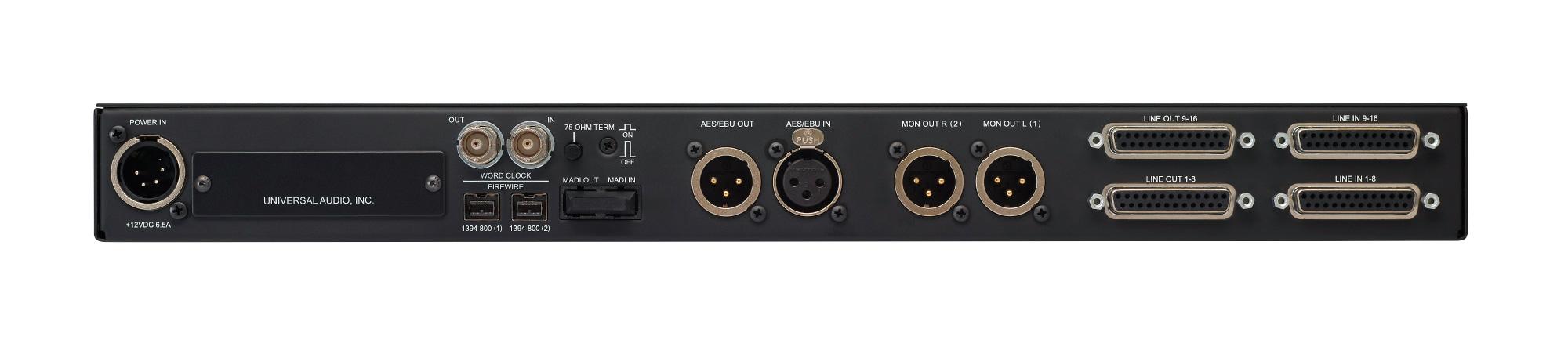 Universal Audio Apollo 16 Quad Audio Interface W Realtime