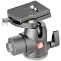 Manfrotto 468MGRC4 Hydrostatic Ball Head w/RC4/410PL Quick Plate