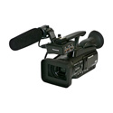 XLR Microphone Adaptor for AG-DVC30 and AG-DVC32 video cameras