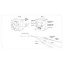 AIDA Imaging GEN3G-200 3G-SDI/HDMI Full HD Genlock Camera