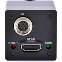 AIDA Imaging UHD-100 Micro UHD 4K 30fps EFP Camera with HDMI 1.4 Output and 3.6mm Lens
