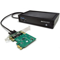 AJA Io Express Portable Video Audio I/O Desktop Interface for PCIe