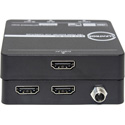 Alfatron ALF-EXT60IR18G Cost Effective Point-to-Point HDMI and IR Signal Extender