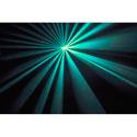 American DJ Galaxian - Sky Green 5 Channel DMX Intelligent Laser Fixture
