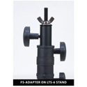 ADJ LTS-6 Nine Foot Black Tripod Light Stand with Cross Bar
