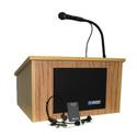 Amplivox SW250-OK Table Top Lectern