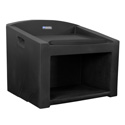 Amplivox SW3240-MH Pinnacle Tabletop Lectern - Wireless Sound- Mahogany