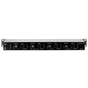 ART PDB4 Four Channel Passive Direct Box - 1RU