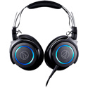 Audio-Technica ATH-G1 Closed-back Gaming Headset with 45mm Drivers
