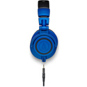 Audio-Technica ATH-M50XBB LIMITED EDITION Professional Monitor Headphones - Blue/Black