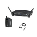 Audio-Technica ATW-1101/L System 10 Digital Wireless Lavalier Microphone System