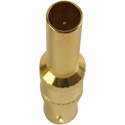 Bittree ADMW12L Mini Weco Midsize to Female BNC Adaptor Plug - Long