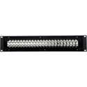 Bittree B48T-2WTHD 2x24 2RU Low Density Standard WECO Patchbay