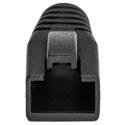 Belden CB8MMBK Flexible CAT6 Boot for C6PFCU-B25 100 pack