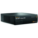 Blackmagic CONVNTRM/DB/SDIQD Teranex Mini - 12G-SDI to Quad SDI