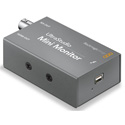 Blackmagic Design BMD-BDLKULSDZMINMON UltraStudio Mini Monitor