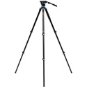 Benro A373F Series 3 AL Video Tripod & S6PRO Head