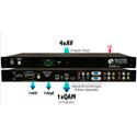 Blonder Tongue SDE-4AV-QAM MPEG-2 SD Encoder