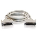 Cables To Go 02664 DB25 Serial Cable Male-Male - 3 Foot - Beige