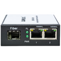 Camplex CMX-FMC-1001 Fiber Media Converter Gigabit Ethernet 1000Base-T to 1000Base-SX/LX SFP