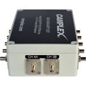 Camplex CMX-NEMA-MTP12ST OpticalCON MTP NO12FDW-A to (12) ST Female Singlemode Breakout