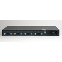 Artel FiberLink 7140 1310nm Singlemode 4-Channel Composite Video 1-Fiber Box with FC Connectors - Transmitter