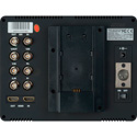 Delvcam Advanced Function 7-Inch 3G-SDI Camera-Top LED Monitor & Anton Bauer Battery Plate