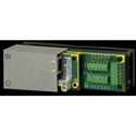 DNF EB-44-RV Control Buddy 4 Ethernet Buttons with 4 GPI (in/out) & Serial Port - Vertical Mount Fits 3ru panel