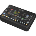Midas DP48 Dual 48-Channel Personal Monitor Mixer with SD Card Recorder/Stereo Ambiance Mic & Remote Powering