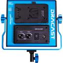 Dracast DRSP-LK-3X500-B-S LED500 S-Series Bi-Color LED 3-Light Kit
