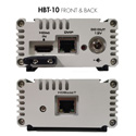 Datavideo HBT-KIT Kit includes: HBT-10 HDBaseT Transmitter and HBT-11 HDBaseT Receiver