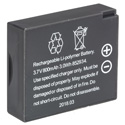 Eartec UltraLITE LX600LI Lithium Battery