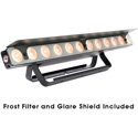 Elation Professional DTW392 DTW BAR 1000 12 x 10W Multi-Chip Cool White/Warm White/Amber LEDs